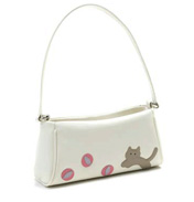 Button Leaping Cat Bag