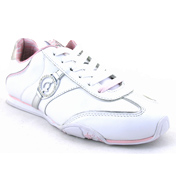 Baby Phat Endo Lita White/Pink/Silver Trainer Size…
