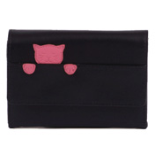 Key Flap Cat Purse
