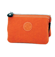 Kipling Creativity S Pocket Purse - Black