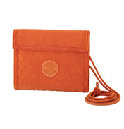 Kipling Futurist Wallet in Espresso Brown