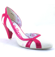 Bittersweet Pink Court Shoe Size 38 (UK5)