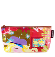 Bordeaux Large Make-Up Bag