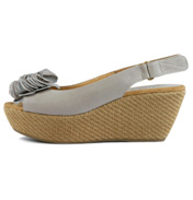 Paund Wedge Sling Back Shoe