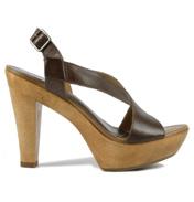 Quill Vachetta High Strappy Sandal